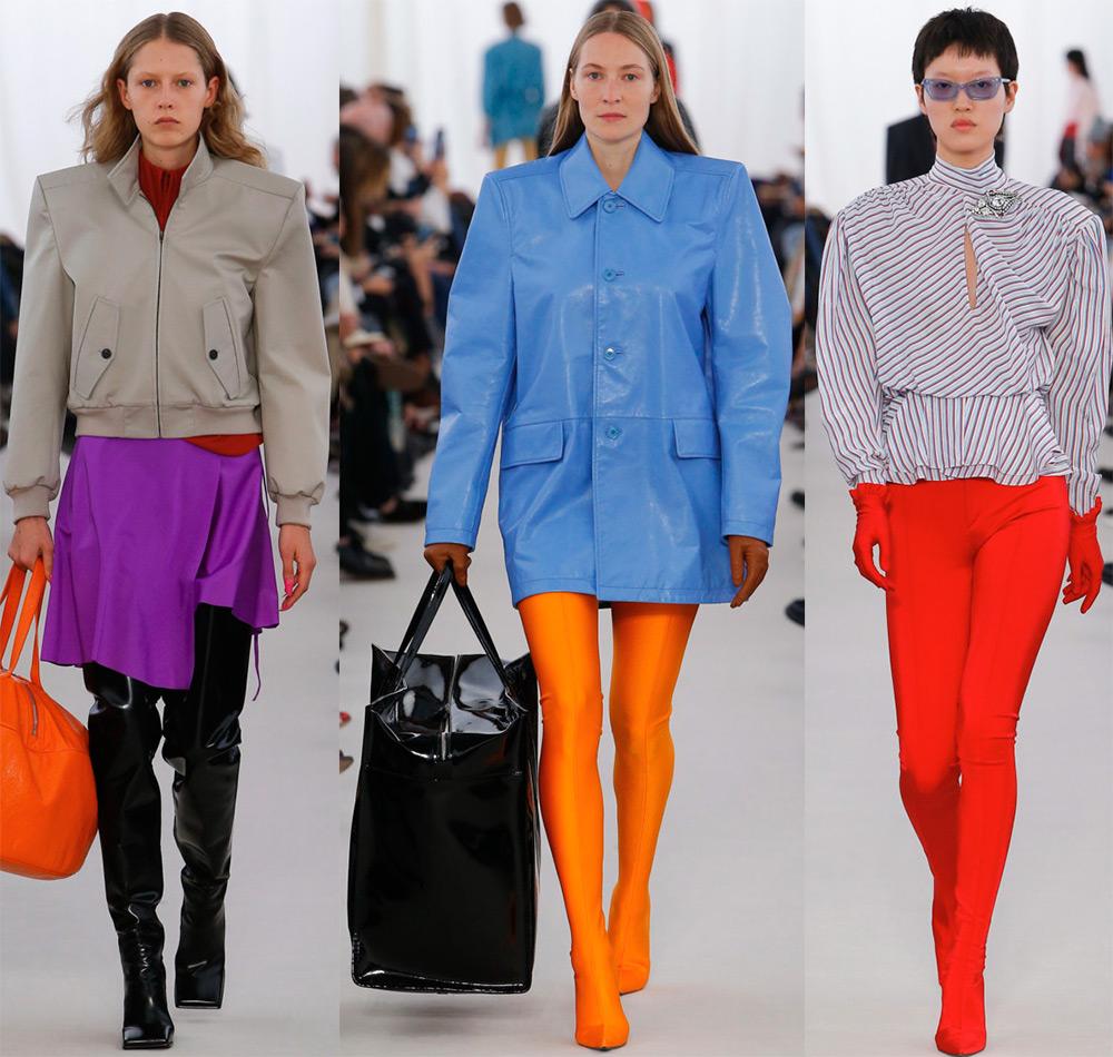 Модные тенденции весны и лета 2017