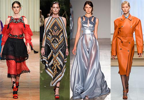 20 модных тенденций 2017 – самый подробный обзор