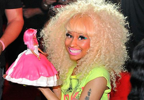 Куклы в образе певицы Nicki Minaj