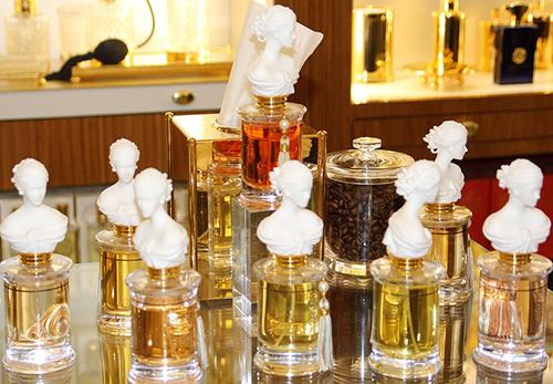 Роскошные парфюмерные ароматы от MDCI
