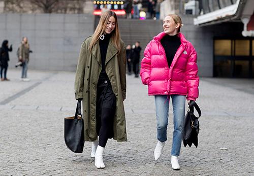 Oversize – как носить объемные вещи в стиле оверсайз