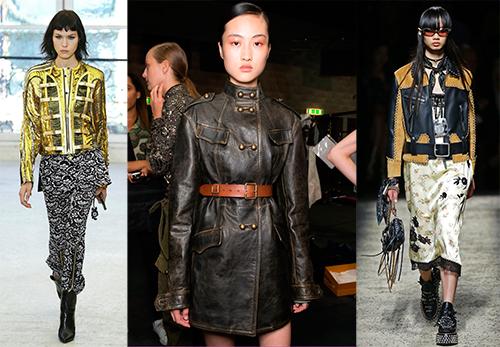 Модные женские куртки на весну 2017 – лучшие модели