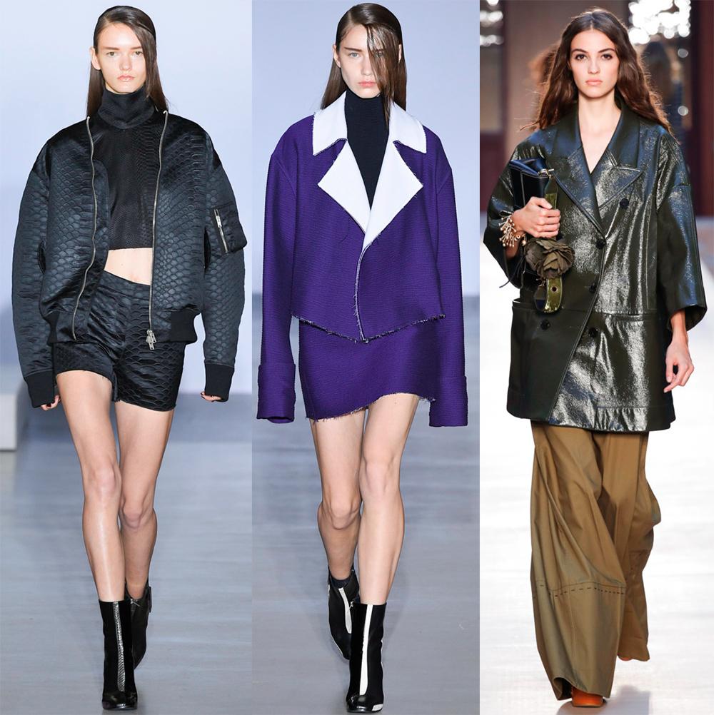 Модные женские куртки на весну 2017