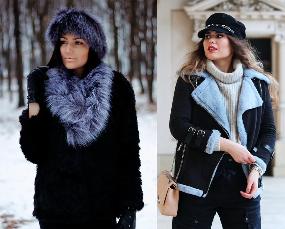 Какие шапки носят модные блоггеры