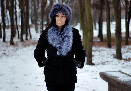 Какие шапки носят модные блоггеры в этом сезоне