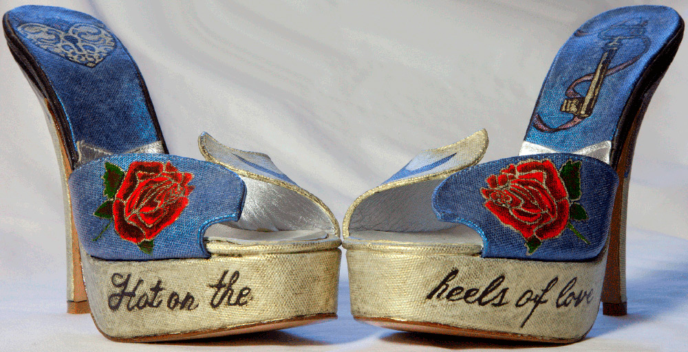 Мюли – история обуви