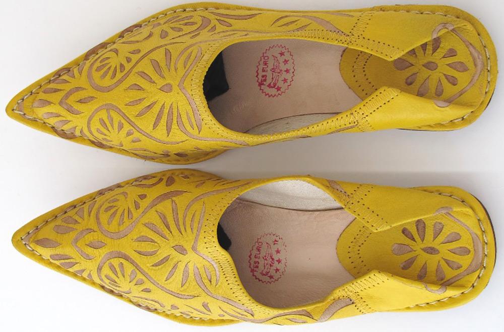 туфли бабуши