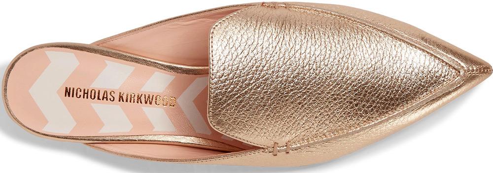 Модные женские туфли бабуши