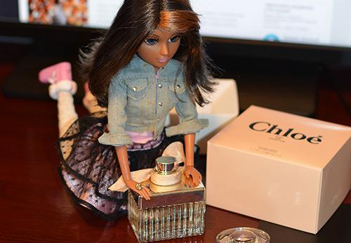 Какой парфюм подходит для куклы