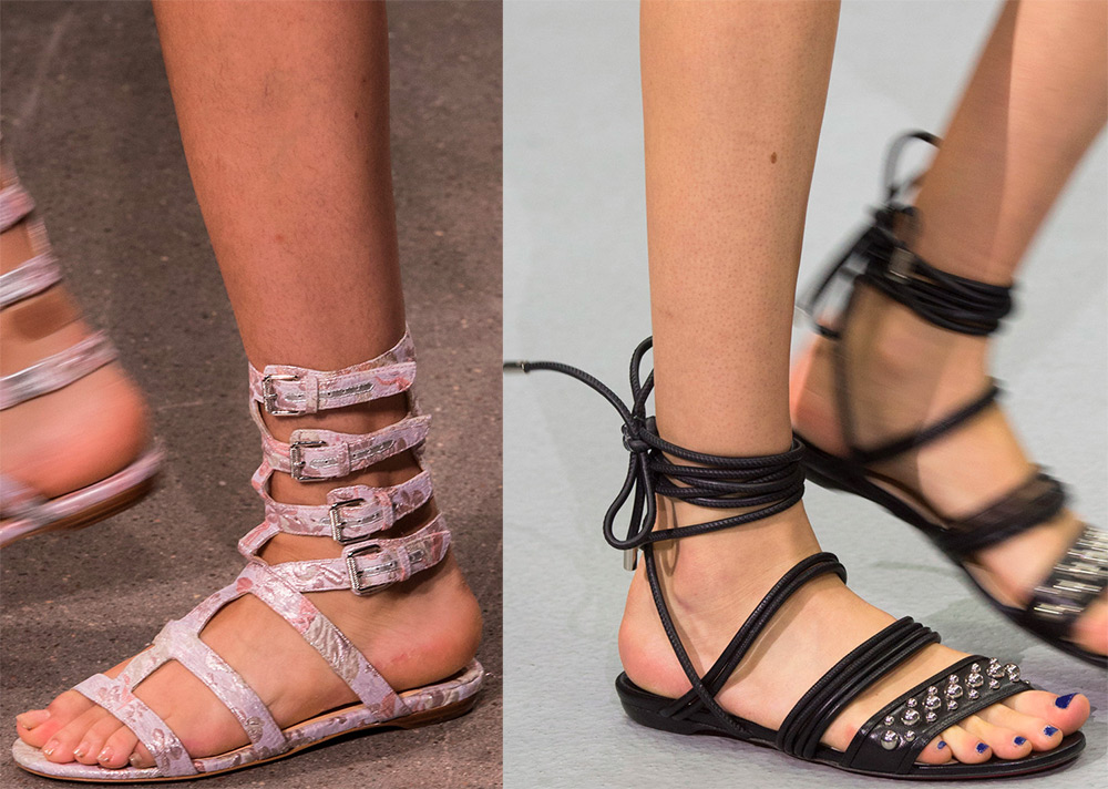 Women's Shoes Spring-Summer 2017