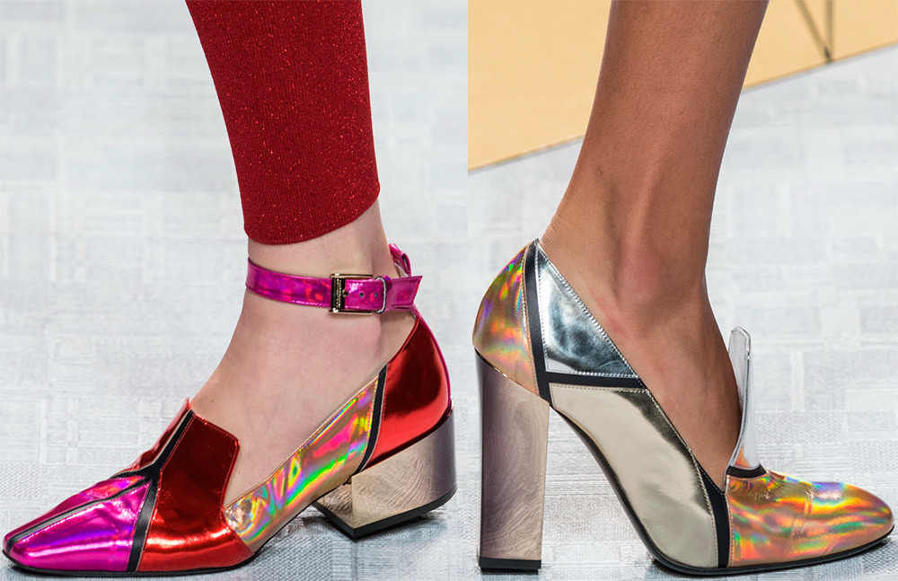 Women's Shoes Spring-Summer 2017 fashion trends and