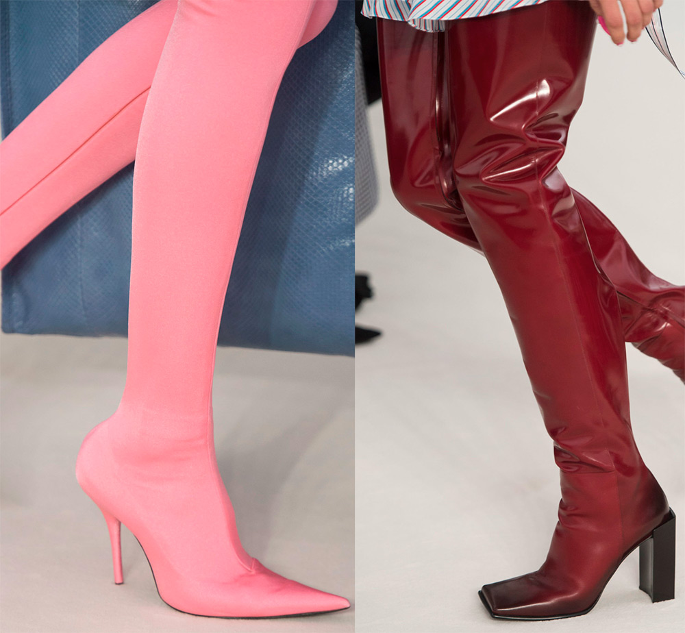 Boots 2017 Spring