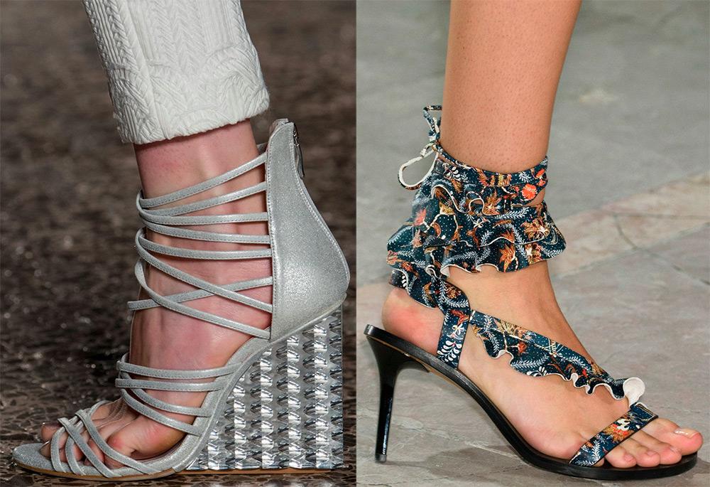 Sandals Lente-Zomer 2017