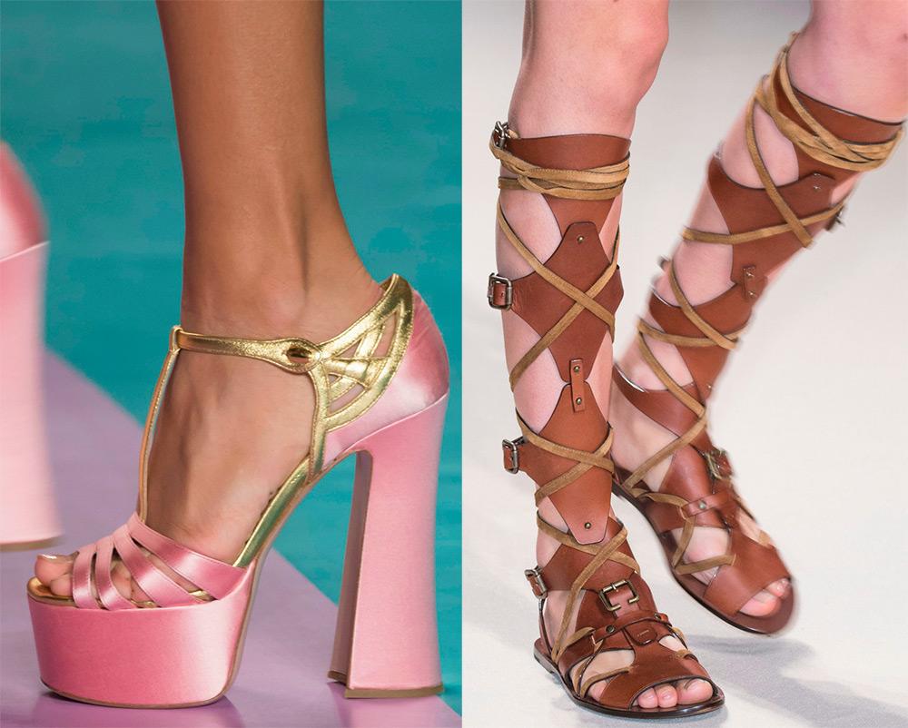 Sandals 2017 Yaz-Yay
