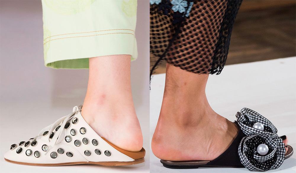 Мода 2017 года фото в женской одежде весна-лето