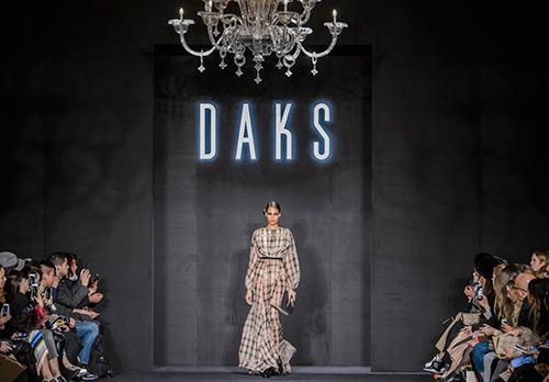 DAKS – история бренда и английский стиль