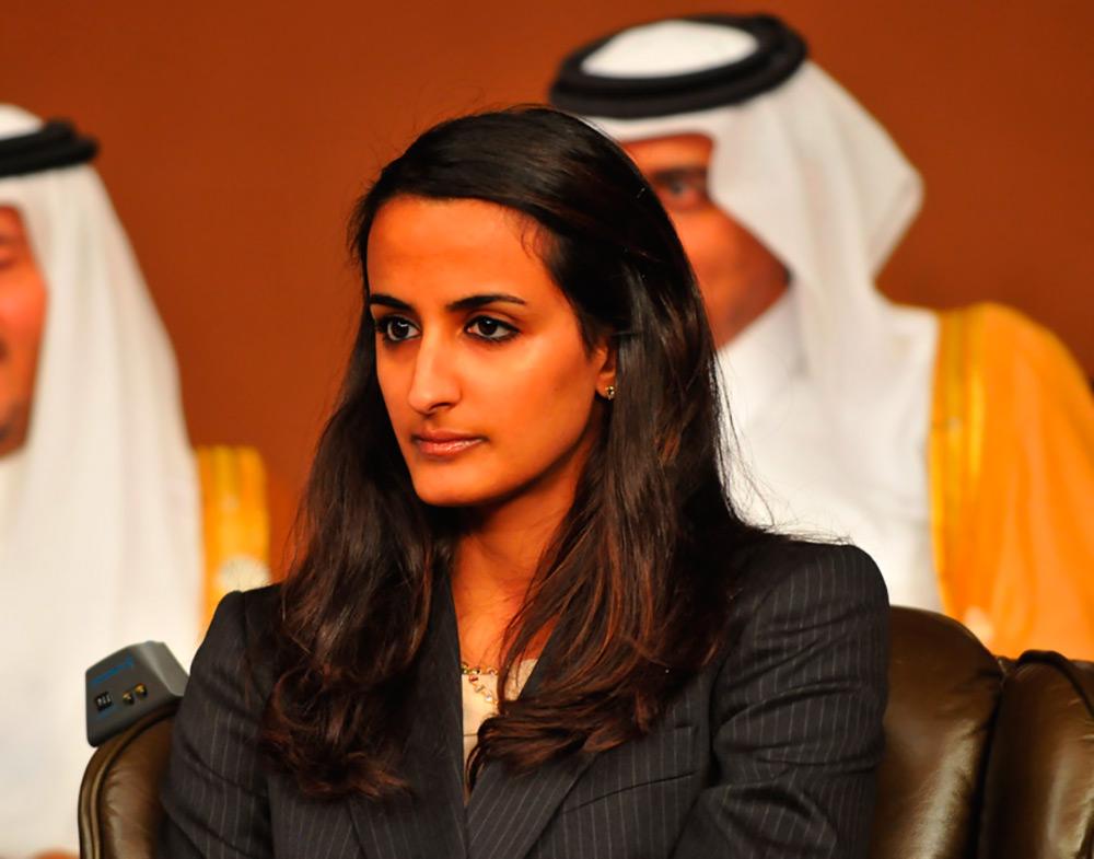 Принцесса Хинд Хамад Аль Тани
