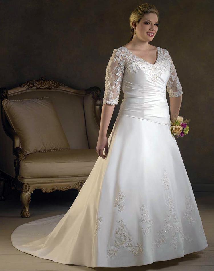 Свадебные платья для венчания в церкви