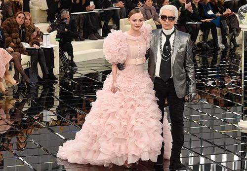 Свадебные образы Chanel 2017
