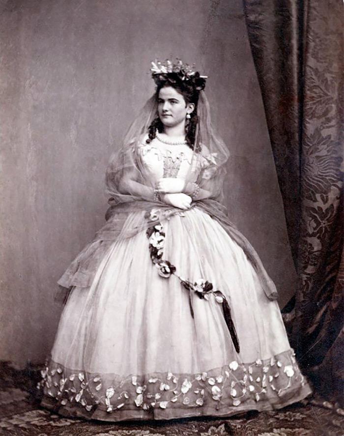 Платья в викторианскую эпоху
