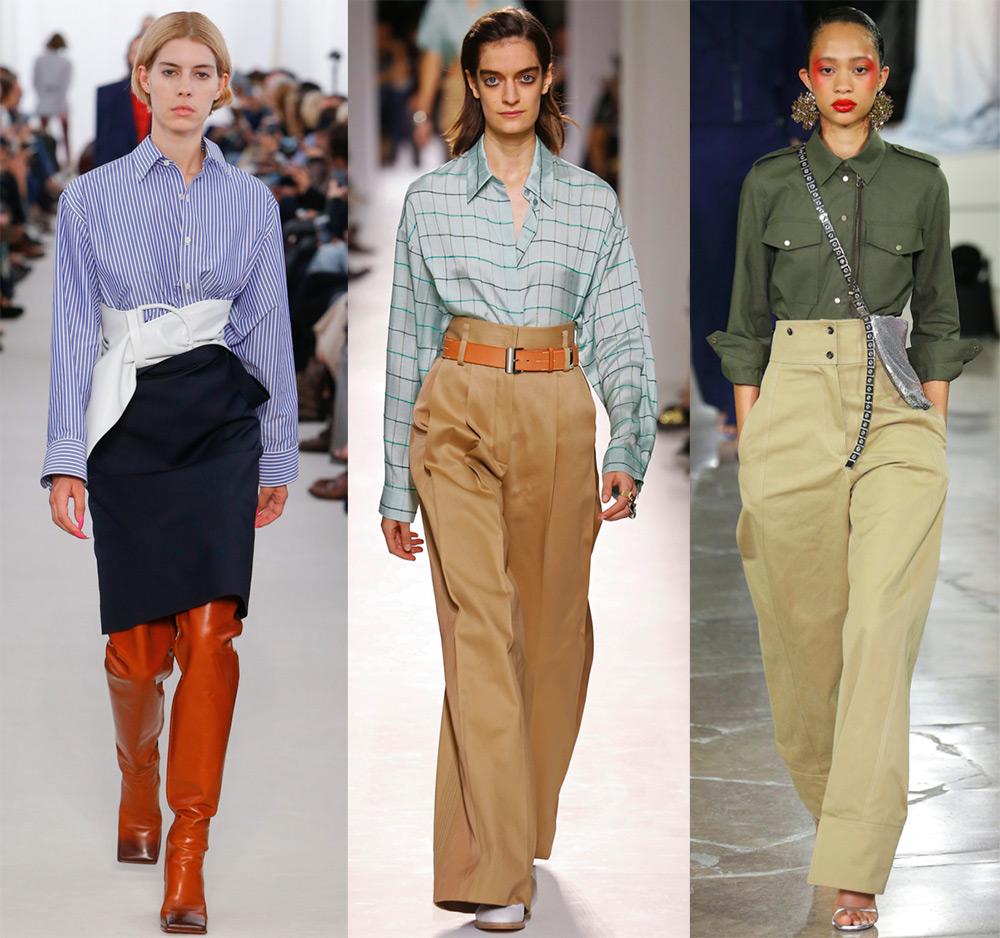 Все Модные блузки