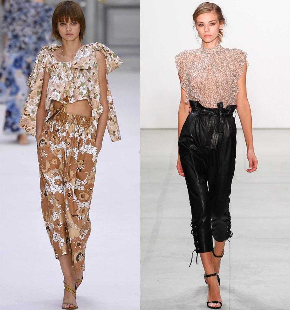 Женская мода 2017