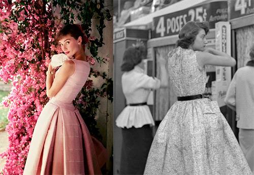 Мода и стиль 1950 годов – самый подробный обзор