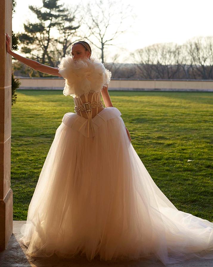 20 лучших свадебных платьев Vera Wang
