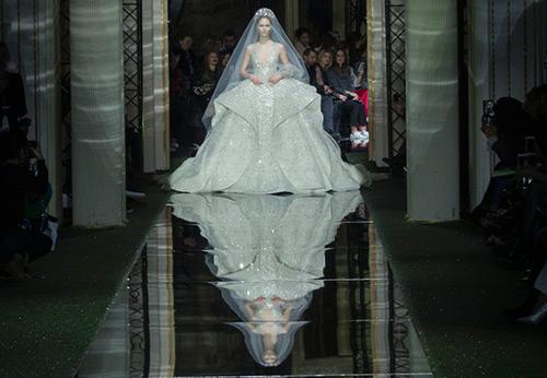 Зухаир Мурад и роскошные свадебные платья
