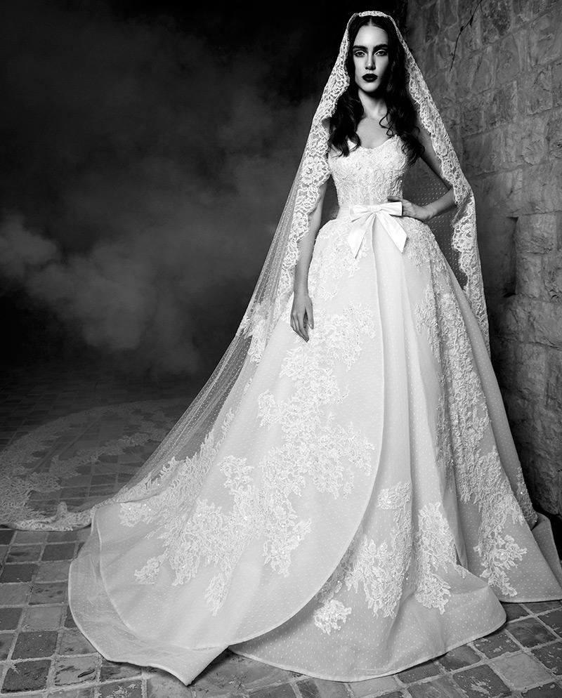 Свадебное платье Zuhair Murad
