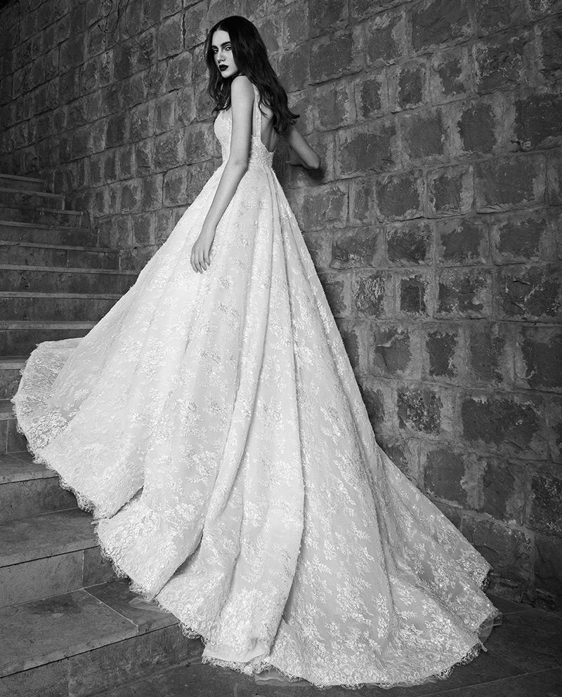 Зухаир Мурад свадебные платья