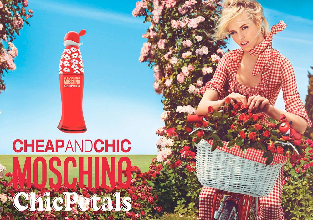 Аромат Moschino Cheap & Chic Chic Petals