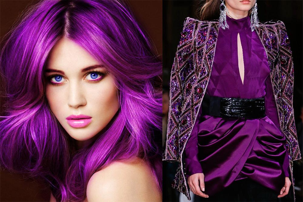 пурпурный цвет картинки красотка сбрила волосики