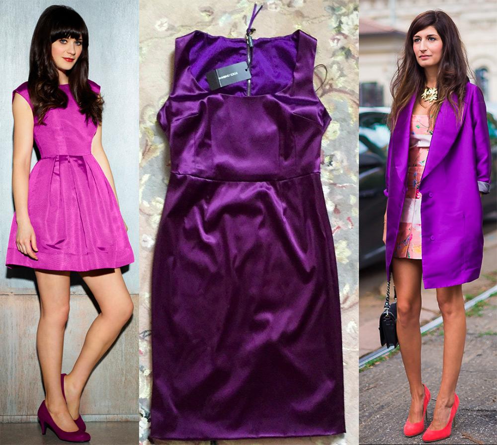 Какой это цвет purple
