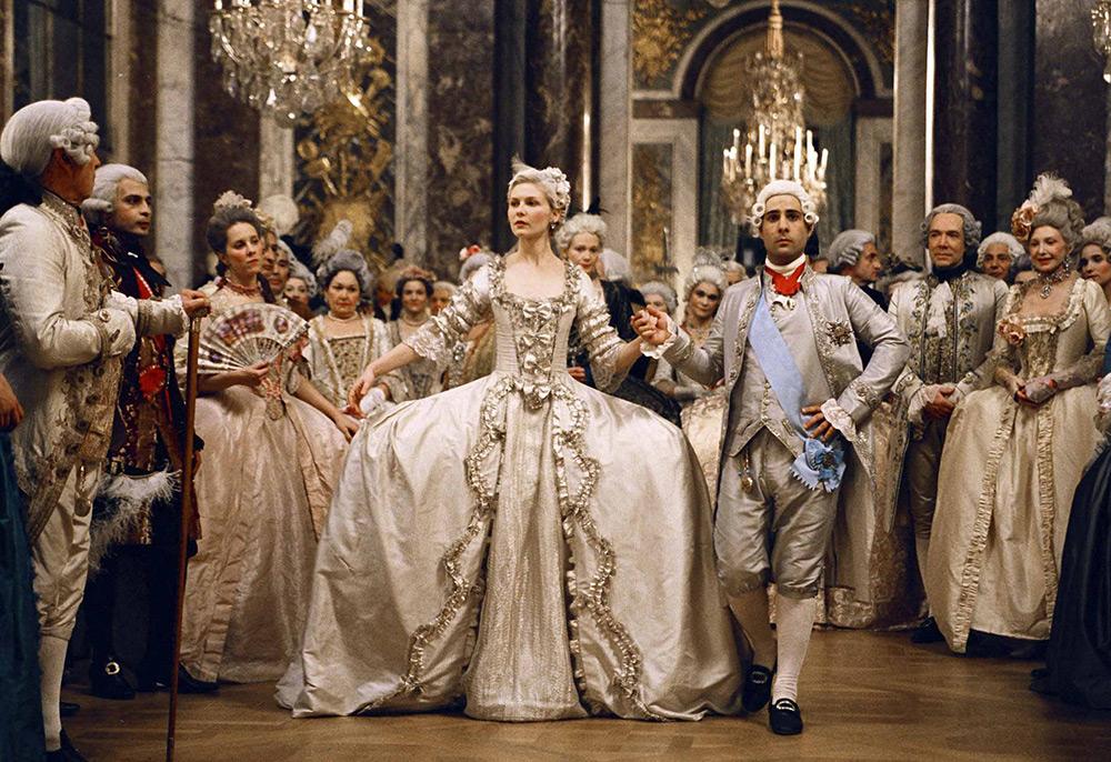 Исторические костюмы из фильма Мария-Антуанетта