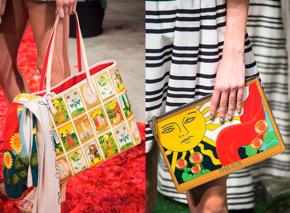 Alice+Olivia забавные сумочки
