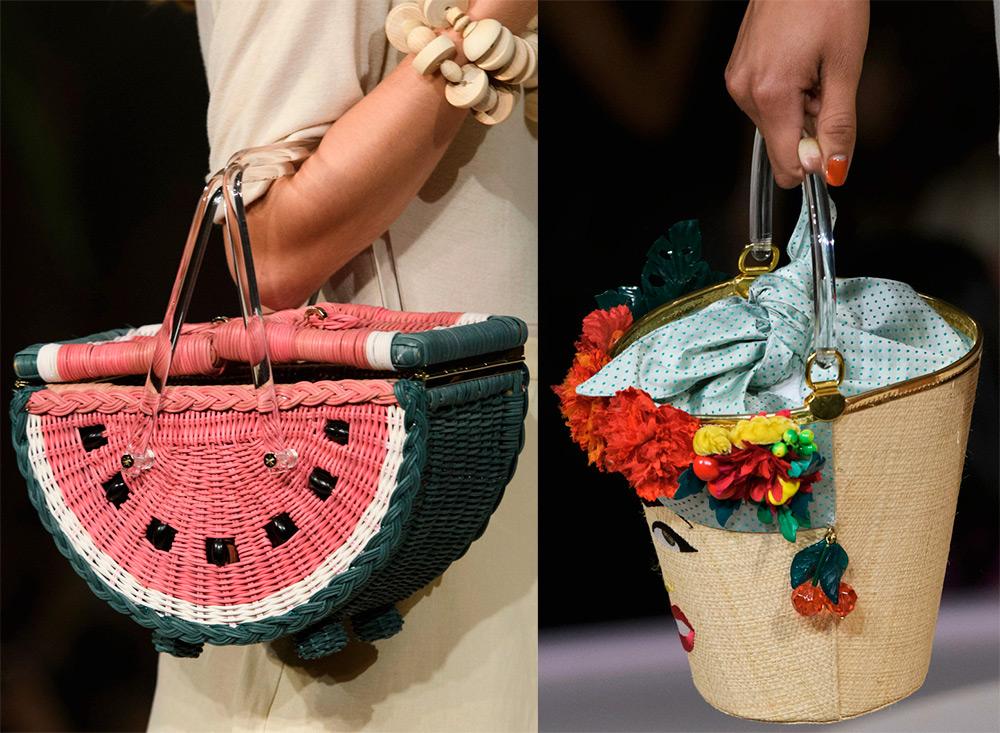 Веселые сумочки Charlotte Olympia