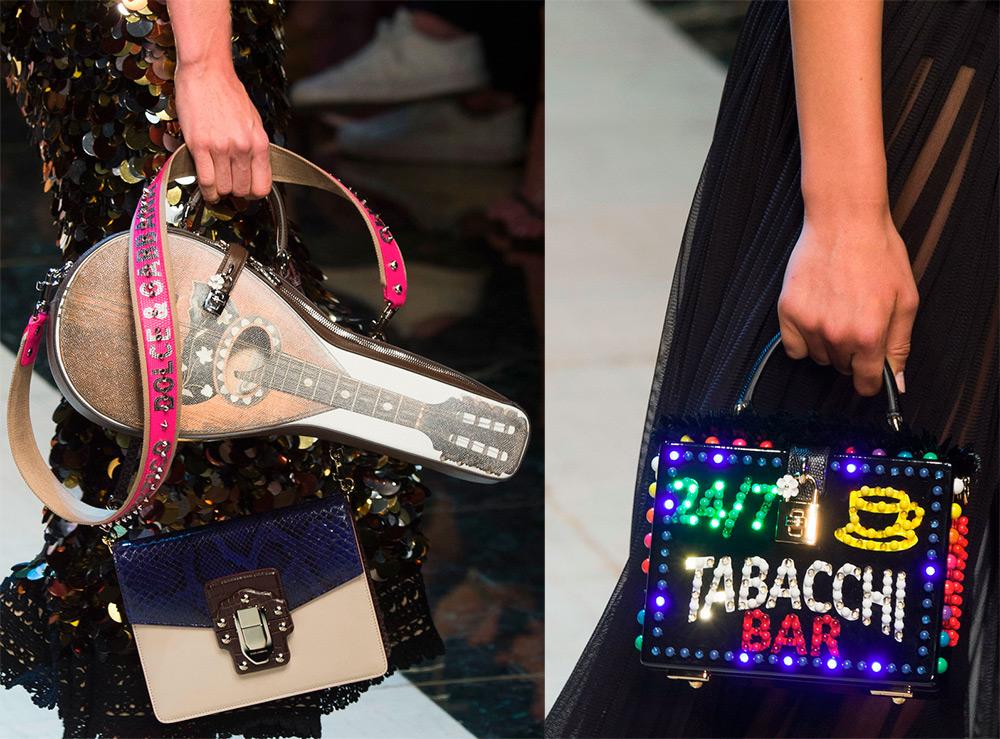 Женские сумки Dolce & Gabbana