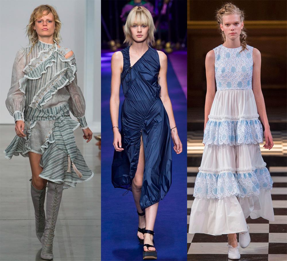 Самые модные платья 2017