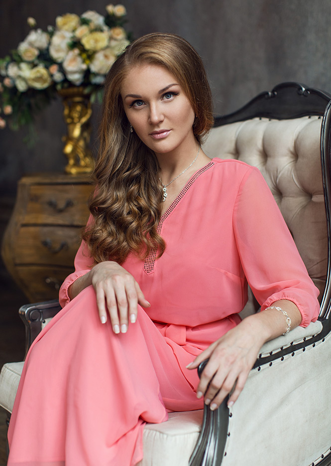 Певица Лена Семенова