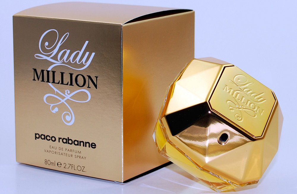 Духи Lady Million от Paco Rabanne