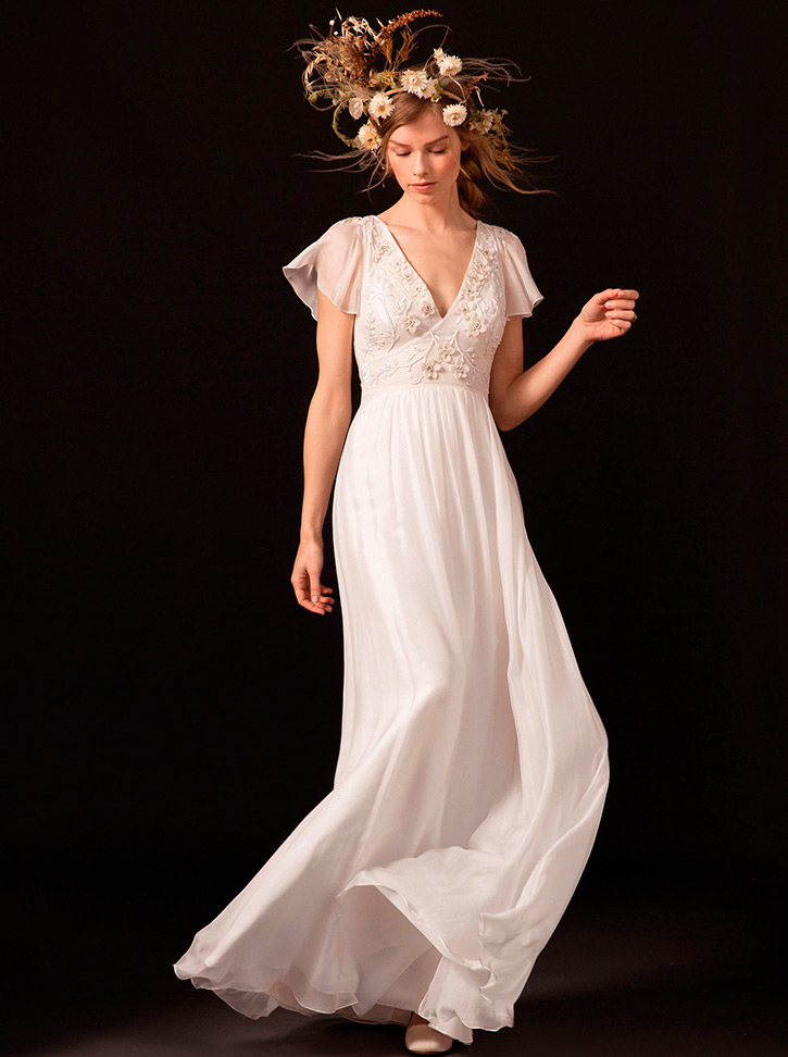 Temperley London Платье Cherise
