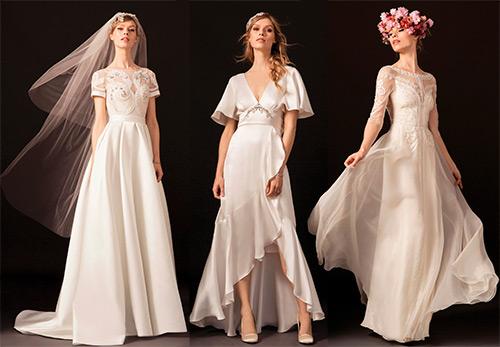 Выбираем свадебное платье 2018 от Temperley London