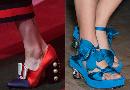 Почему надо покупать обувь из текстиля в 2017 году