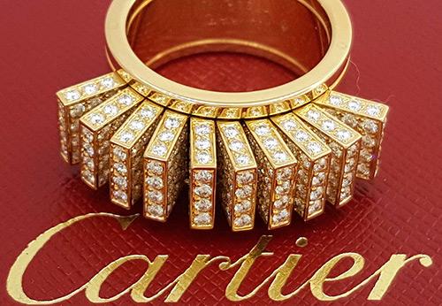 Украшения из желтого золота снова в моде