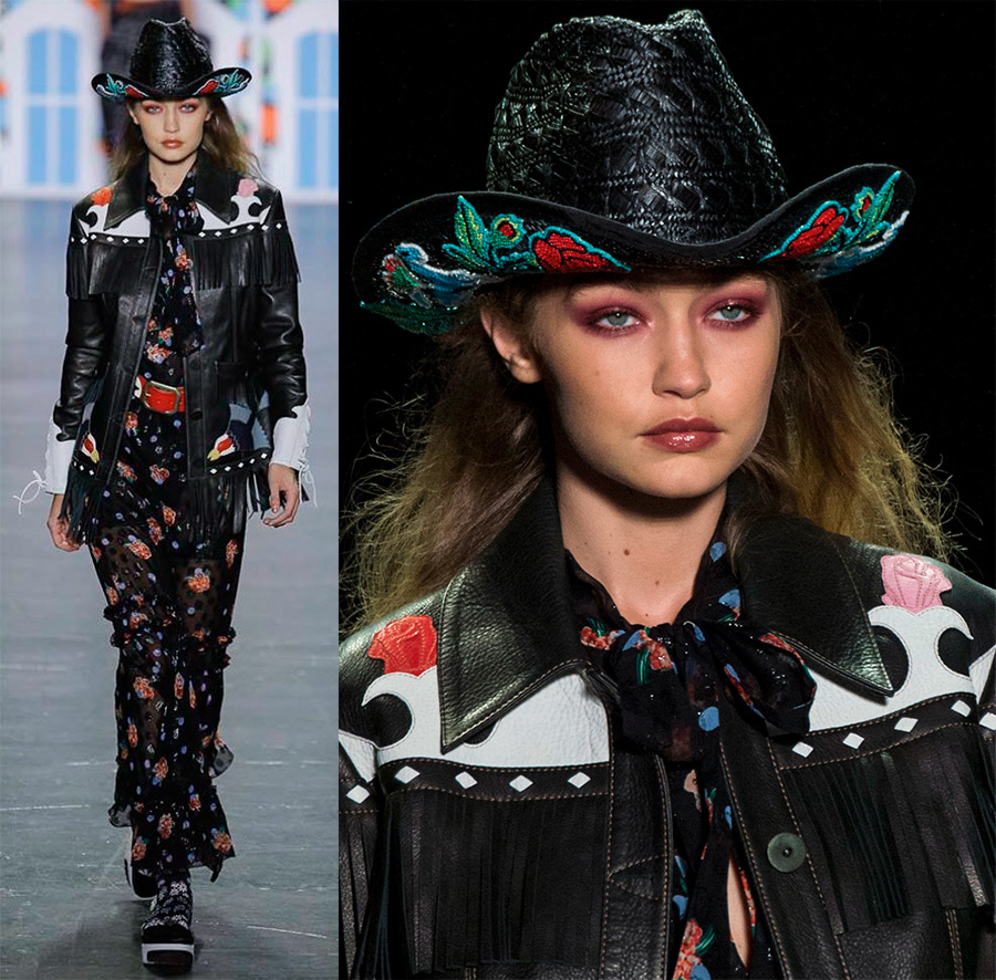 Модные женские шляпы и головные уборы 2017 года