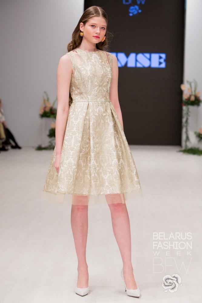 Белорусские платья EMSE осень-зима -2018