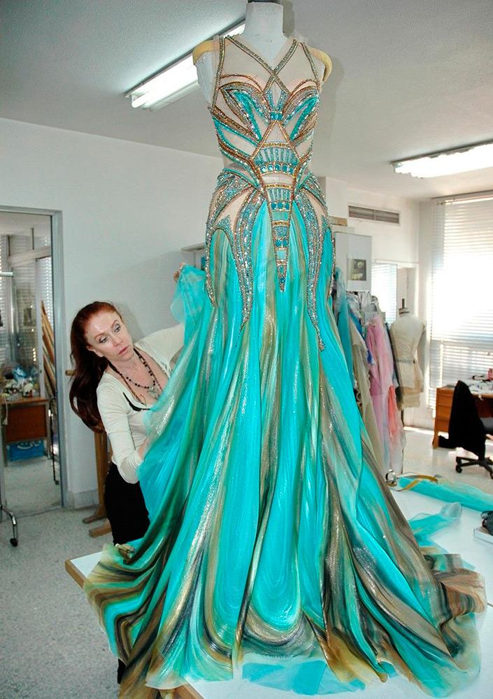 Платья fantasy