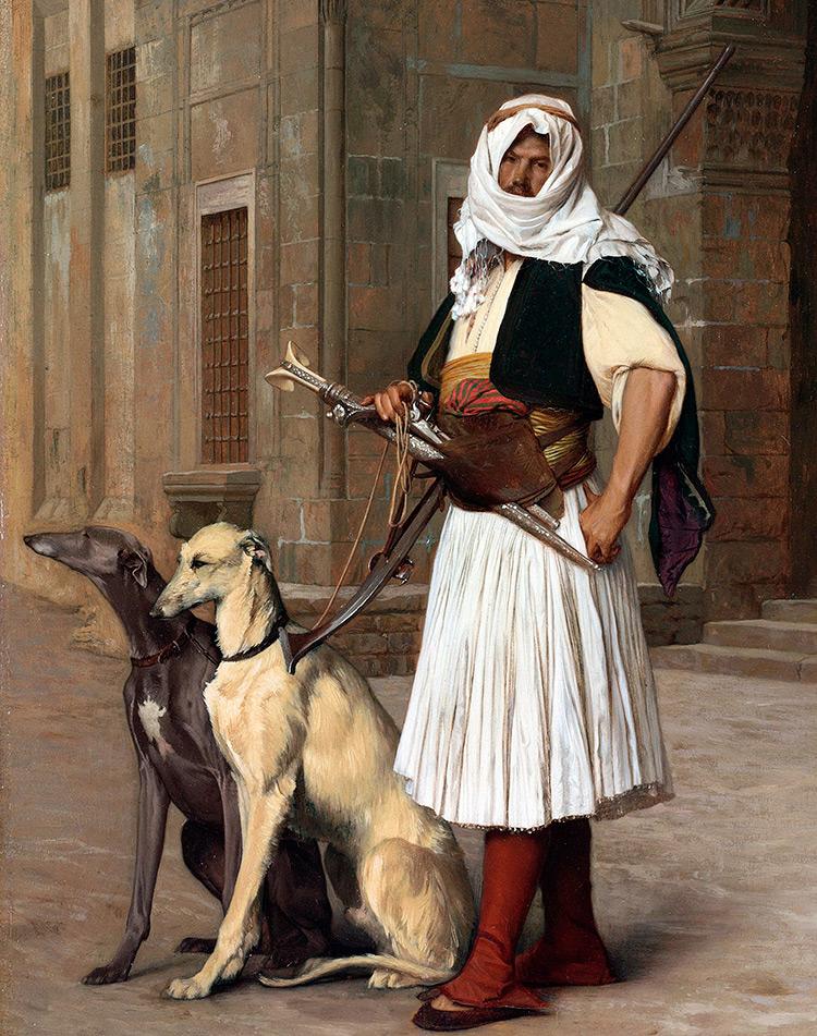 Костюм и мода стран арабского Востока