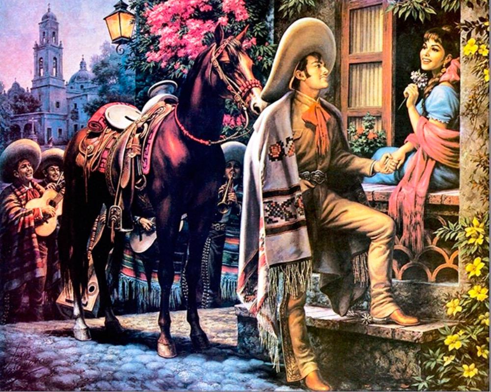 Мексиканский стиль